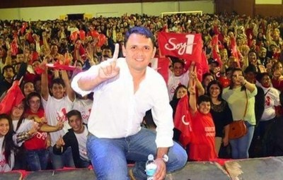 Richard Ramirez fue reelecto como presidente de la Junta Departamental