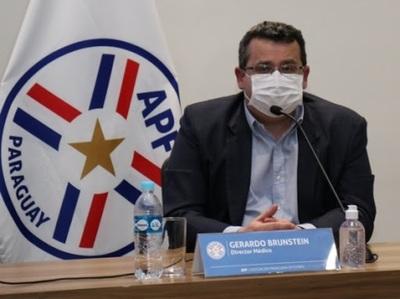 El daño que sufrieron los futbolistas no tiene vuelta atrás, afirma jefe médico de la APF