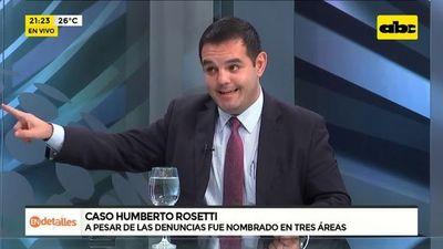 Fiscala general recomendó designación de Rosetti como adjunto de Alto Paraná