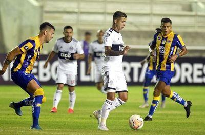 Fixture actualizado de la Libertadores