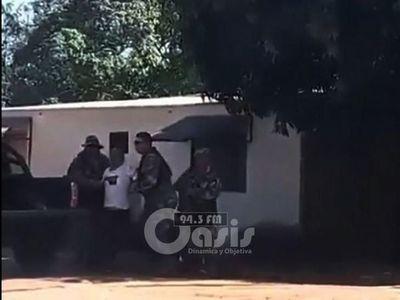 Ejército remueve a militar sindicado como responsable de agresión a periodista en Bella Vista