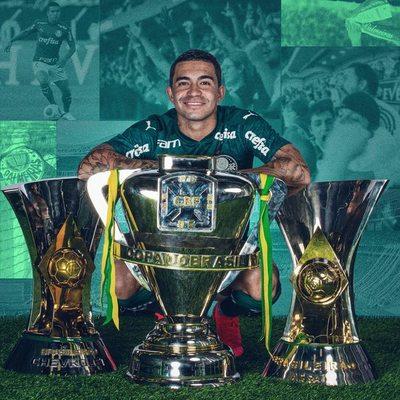Figura del Palmeiras, al fútbol catarí