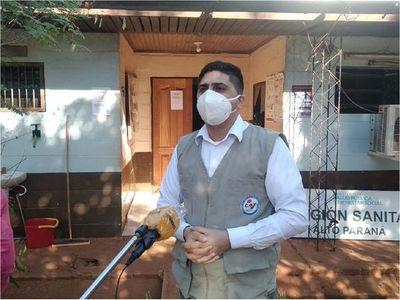 Covid-19: Tras positivo de Miguel Prieto, 30 funcionarios son sometidos a pruebas