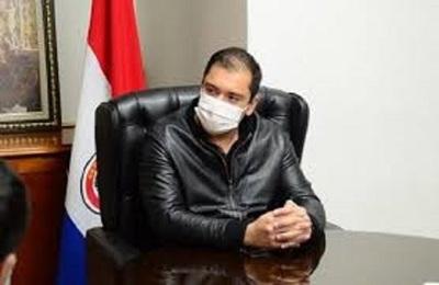 """COVID19: """"Intendente Miguel Prieto está estable"""""""