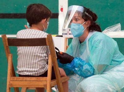 Estudiarán la eficacia del test rápido para detectar el COVID-19 en niños y adolescentes