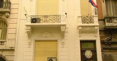 Argentina: Cierran temporalmente consulado paraguayo en San Justo por casos de COVID-19
