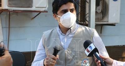 Treinta funcionarios municipales del Este serán sometidos a la prueba de coronavirus