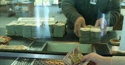 Pagan casi US$ 10 millones a proveedores del Estado desde hoy hasta el miércoles