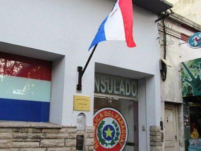 Covid-19: Cierran temporalmente Consulado paraguayo en San Justo