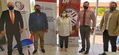 Proyectan construcción de estadio en la ciudad de Caaguazú – Prensa 5