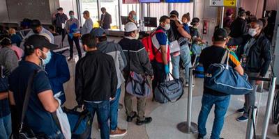 Preven el retorno de mil compatriotas al país en esta semana