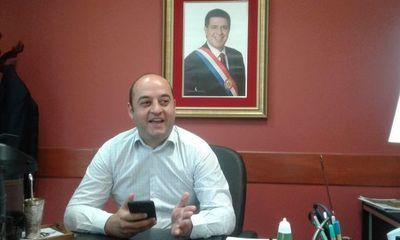 ¿Concesión para Añetete?: Arnaldo Franco renunció como tesorero de la ANR
