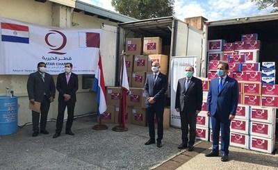 Organización sin fines de lucro realizó donación de insumos médicos para Ministerio de Salud