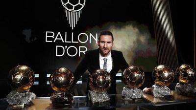 Este año no se entregará el Balón de Oro