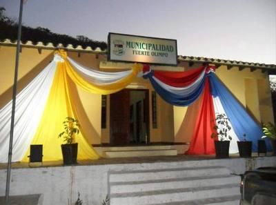 Municipalidad de Fuerte Olimpo recibe sanción por parte del Ministerio de Hacienda