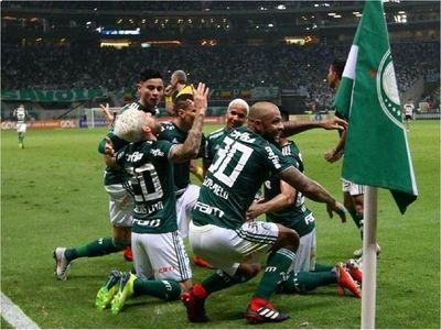 El Palmeiras anuncia la salida de un futbolista