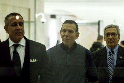 Solicitarán traslado de Juan Ángel Napout a Paraguay