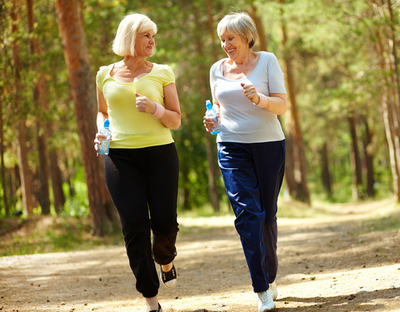 Actividades físicas para mujeres adultas