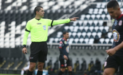 HOY / Confirman grilla de árbitros para el nuevo reinicio del campeonato
