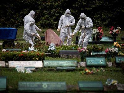 Brasil supera las 80.000 muertes por coronavirus