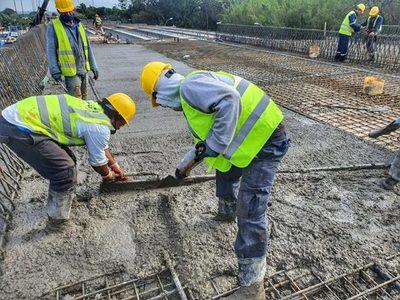 Crean plataforma de ofertas laborales en obras viales