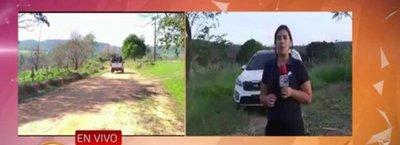 Sigue búsqueda de empresario brasileño en Tava'i