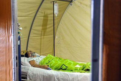 """Pandemia está en """"escalada muy rápida"""" en ciudades bolivianas"""
