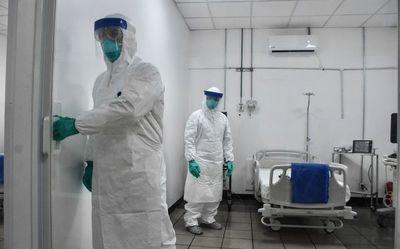 Ya son 16 los decesos por coronavirus en Paraguay en lo que va del mes