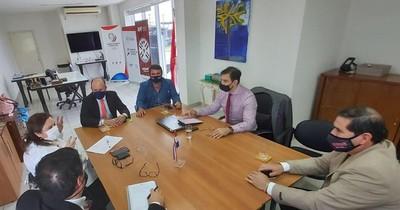 SND prevé construir un estadio en Caaguazú para reactivar la economía ante el COVID-19