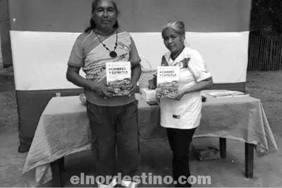 El indio Hitler lanzó un libro denominado Hombres y Espíritus acerca de los mitos de los sanapanás del Chaco paraguayo