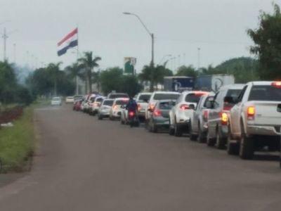 Comerciantes de Pedro Juan emplazan al Gobierno