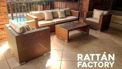 Rattán Factory: muebles de rattán de producción nacional