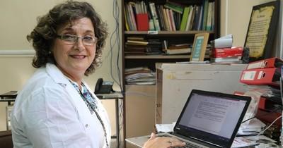 Dra. Russomando, de extensa carrera científica, renunció a Salud Pública