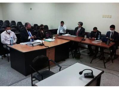 Se inició el juicio oral para los tres caseros del diputado Tomás Rivas