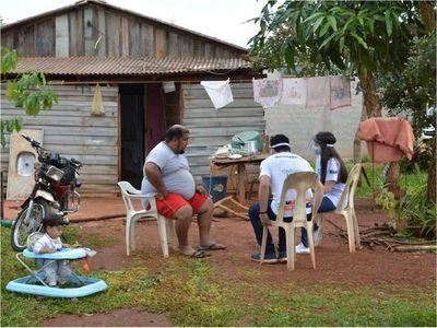 Trabajan para conocer a los pobladores  urbanos en CDE