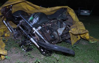 Presunta carrera de motos ocasiona múltiple choque en Ypané