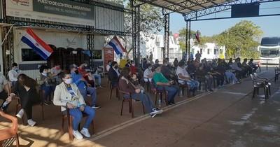 Consulado: 14 compatriotas en cuarentena y prevén retorno de más paraguayos