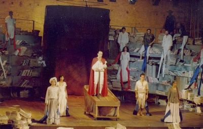 "Teatro Municipal celebra recordando ""Yo el Supremo"""