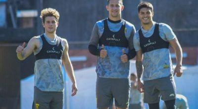 Guaraní juega con Tigre en la vuelta de la Libertadores