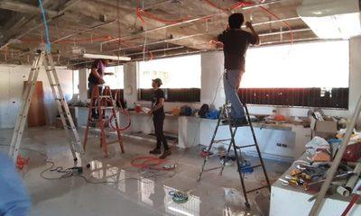 Laboratorio de Covid-19 en Minga Guazú está en etapa de culminación – Diario TNPRESS