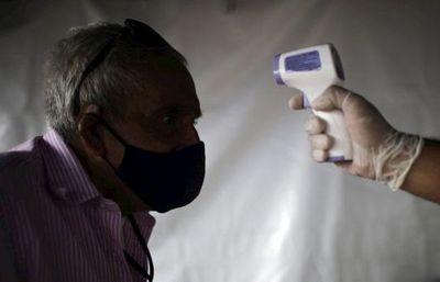 Salud señala que la toma de temperatura con termómetro infrarrojo debe hacerse en la frente