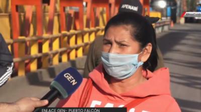 HOY / Varados en Puerto Falcón: argentinos y compatriotas desean volver a Argentina
