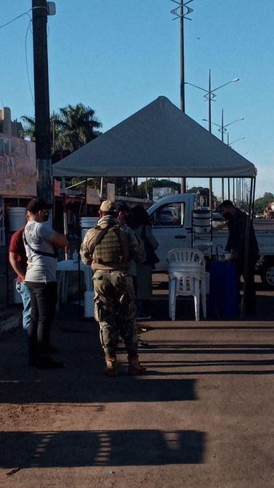 Habilitan del paso fronterizo para delivery entre PJC y Ponta Porá
