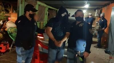 CRIMEN DE JEFE DE SEGURIDAD EN OVIEDO: CAE PRESUNTO APOYO LOGÍSTICO DE SICARIOS