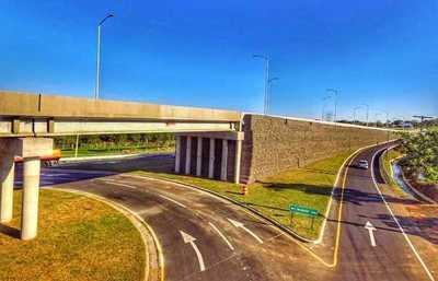 Inauguran viaducto con acceso a Puerto Rosario en el departamento de San Pedro