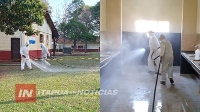 GOBERNACIÓN COLABORA CON ACCIONES EN LA LUCHA CONTRA EL COVID-19