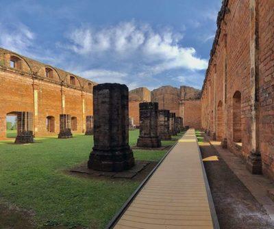 """Proyectan reactivación de turismo interno con el slogan """"Abraza tu país, javy'a Paraguaipe"""""""