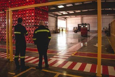 Cervepar inauguró nuevo centro de distribución en Encarnación