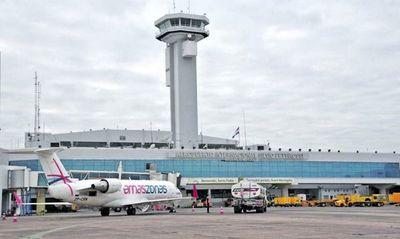 Aerolíneas pueden quedar sin vuelos para Paraguay, advierten