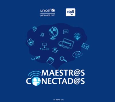 HOY / Tigo y UNICEF lanzan programa de capacitación gratuito para docentes de todo el país
